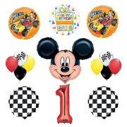 balloon delivery baton mickey mouse balloons