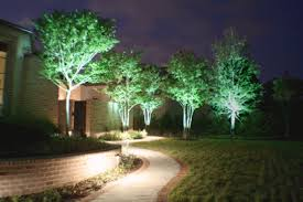 Landscape Outdoor Lighting Planning Landscape Lighting Illuminations Lighting Design
