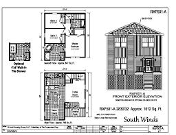summit coastal homes south winds raf501a find a home