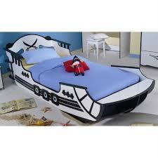chambre bateau pirate lit enfant bateau pirate 90x190 200 achat vente lit complet