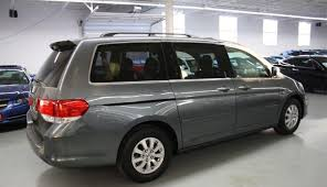 2008 Honda Odyssey Information And Photos Zombiedrive