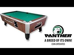 How To Refelt A Pool Table Valley Panther Coin Op Pool Tables By Thailand Pool Tables Youtube
