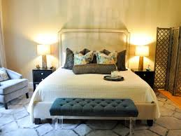 boutique bedroom makeover evaru design hgtv