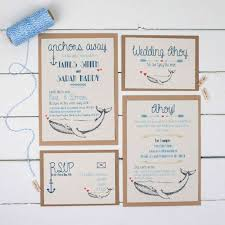 wedding stationery seaside wedding stationery 15 costal designs hitched co uk