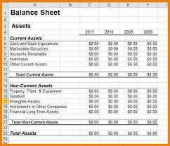Financial Statements Templates For Excel Business Statement Template Method Statement Template Free Pdf