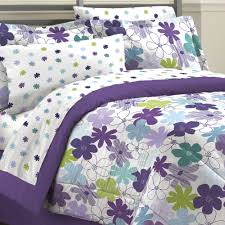 Daisy Crib Bedding Sets by First At Home Graphic Daisy Bed In A Bag Bedding Set Purple