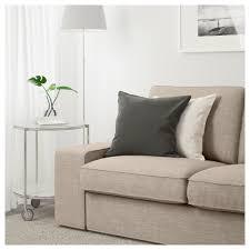 Kivik Sofa And Chaise Lounge by Kivik Loveseat Borred Gray Green Ikea