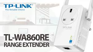 tp link repeater lights tp link tl wa860re 300mbps wifi range extender with ac passthrough