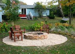 Backyard Fire Pits Designs Awesome Backyard Design Ideas With Fire Pit Pictures Home Design