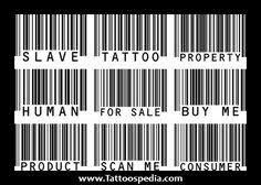 top 10 barcode tattoo designs barcode tattoo tattoo designs and