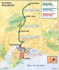 Alaska Travel Calculator images Alaska railroad tours a historic and relaxing mode of travel jpg