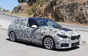 bmw 1 series 2019 bmw 1 series spied at nurburgring gets closer to production