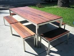 Steel Patio Furniture Sets by Ipe Patio Set Ipe Patio Furniture Care Ipe Bench And Chair Ipe