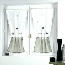 rideaux de cuisine ikea cheap rideau salon ikea paul blanc
