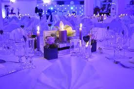 salle de mariage marseille decoration de salle pour mariage et mise en lumiere avec