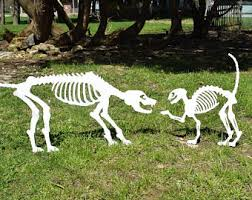 Halloween Yard Decorations Halloween Skull And Hands Yard Stakes Garden Stakes Outdoor