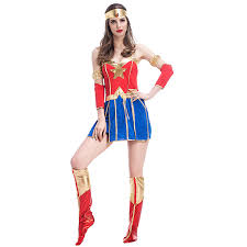 Woman Superhero Halloween Costumes Cheap Superhero Costumes Women Aliexpress