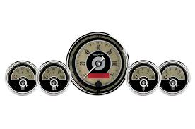 auto meter gauges gauging the competition