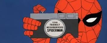 1960s Spiderman Meme - spider man 1967 cast images behind the voice actors