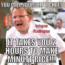 Chef Memes - funny memes posted daily leebregman instagram photos and videos