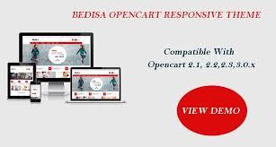 opencart bedisa opencart multi purpose opencart responsive theme