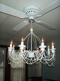 diy home lighting design chandeliers design marvelous top ceiling fan chandelier combo of