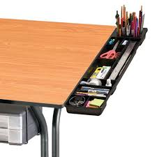 Drafting Table And Desk Table And Desktop Storage Tray By Alvin Cheap Joe U0027s Art Stuff