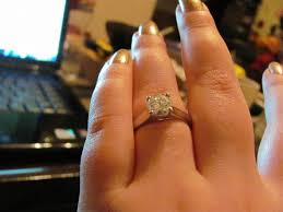 ring size 9 finger e ring help weddingbee