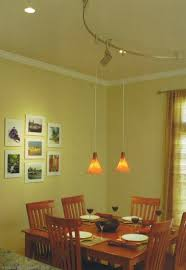 Track Lighting Dining Room by Tech Lighting Residential Applications