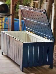 Home Depot Outdoor Storage Bench Outdoor Storage Bins U2013 Dihuniversity Com