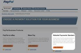 Do I Need A Business Credit Card What Type Of Paypal Account Do I Need To Sell Online Solidshops Com