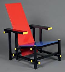 chaise rietveld gerrit rietveld and blue chaise longue en bois laqué