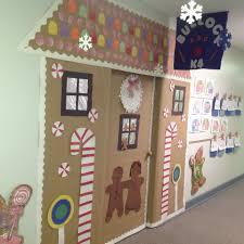 backyards gingerbread house door decorations gingerbread house
