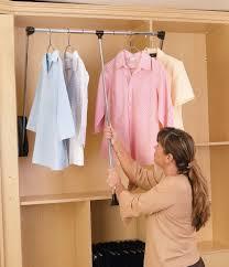 pull down closet rod ikea home design ideas