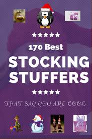 Cool Stocking Stuffers 170 Best Stocking Stuffers That Say You Are Cool Unusual Gifts