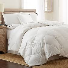 Wool Filled Comforter Pendleton Classic Wool Down Comforter In Off White Bed Bath