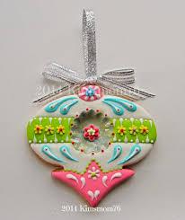 kimsmom76 christmas cookies 2014 designs
