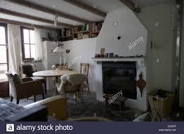 indemini switzerland one room apartment stock photo royalty