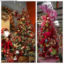 accessories glamorous ribbon christmas tree decoration how