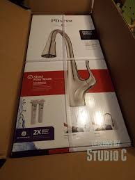Kitchen Faucet With Filter A New Kitchen Faucet With A Built In Water Filter U2013 Designs By