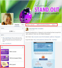 create facebook fan page how to create custom tab images for your facebook fan page