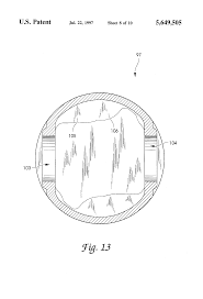 patent us5649505 multiple hole piston cooling nozzle and
