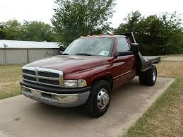 2001 dodge ram bed 2001 dodge ram 3500 reg cab flat bed for sale in canton tx from