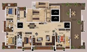 4bhk House Zxlge4bhk 2d Floor Plan Jpg