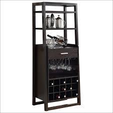 furniture small bar hutch small bar storage tall narrow wine
