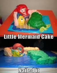 Disney Birthday Meme - 21 absolutely horrifying disney cake fails