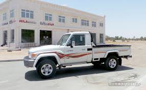 toyota cruiser 2007 2008 toyota land cruiser pick up gcc specifications