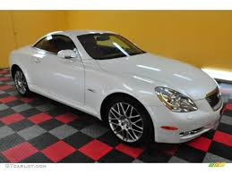 lexus coupe 2007 2007 starfire white pearl lexus sc 430 pebble beach edition