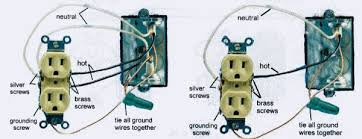 wire diagram for outlets in series images u2013 readingrat net