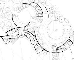architecture plan ashdown forest para 55 passivhaus hawkes architecture